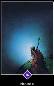 aloneness